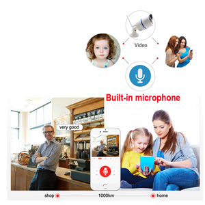 Image 5 - JIENUO Wifi Camera ip Cctv 720P 960P 1080P HD Wireless Security Outdoor Waterproof Audio Micro IPCam Infrared Home Surveillance