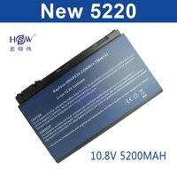 HSW laptop batterij voor ACER Extensa 5210 5220 5230 5235 5420 5610 5620 5620Z 5630 7220 7620 TM00741 TM00751 BT.00803.022