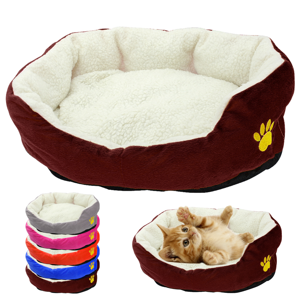 Cushion, For, Bed, Cat, Puppy, Mats