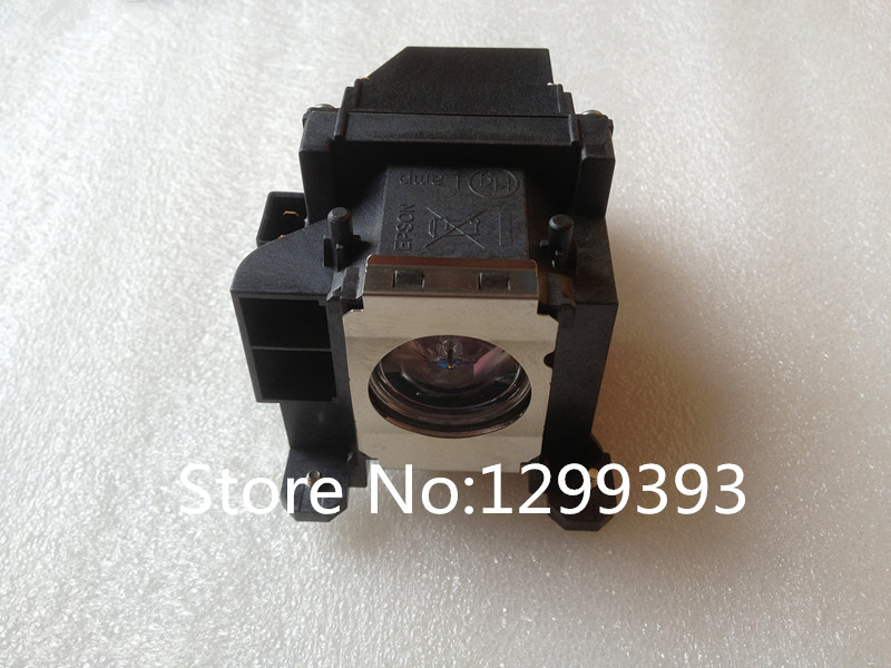 ELPLP48 for  EB-1725 EB-1720 EB-1730W EB-1735W  EB-1700  EMP-1725 EMP-1735W EMP-1730W Compatible Lamp with Housing Free shipping free shipping lamtop uhe 132w compatible lamp with housing for emp tw10 emp tw10h
