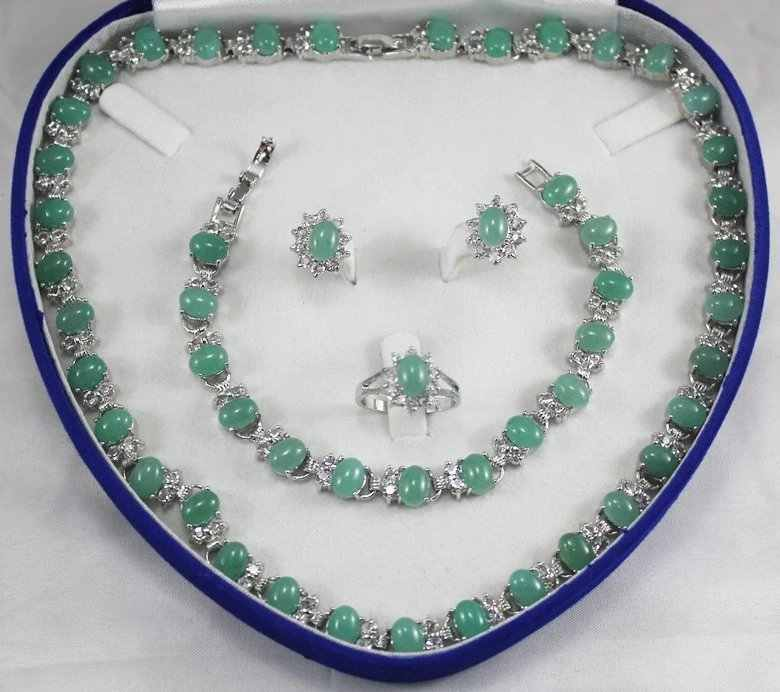 Atacado conjuntos de jóias para as mulheres choker anime banhado a palavra fina fantasia pedra colar pulseira conjuntos anel brinco