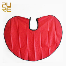 Professional hair salon Barbers College and DIY hair cutting cape at home use free shipping