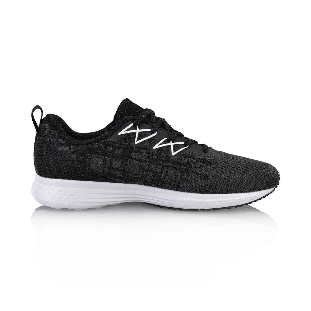 Li-Ning 2018 Men SPEED STAR Cushion Running Shoes Wearable Light Li Ning Breathable Sports Shoes Comfortable Sneakers ARHN019