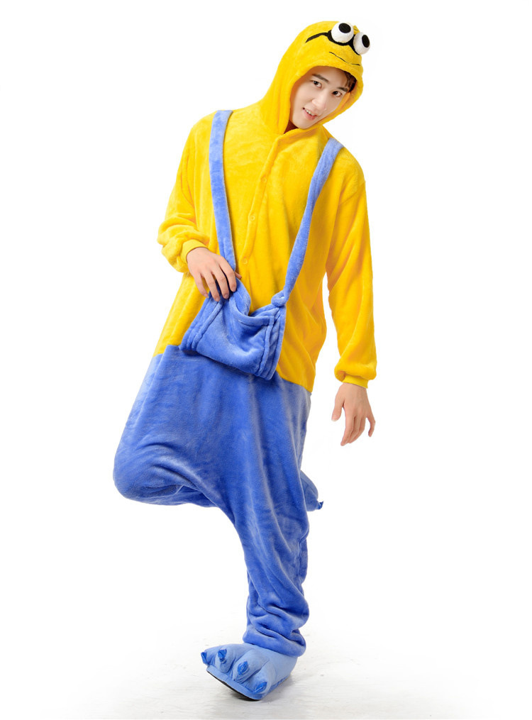 Minion despicable me Character Onesies For Adult Cute
