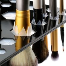 Make Up Drying Rack Organizer Foundation Brushes