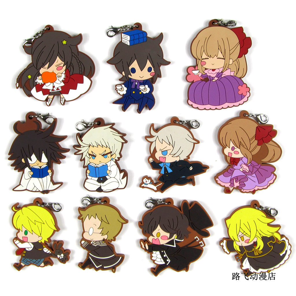 Aesthetica Of A Rogue Hero Ita best top anime pandora heart list and get free shipping