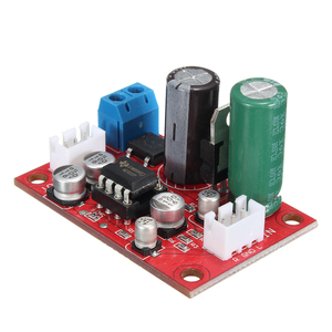 Image 3 - LEORY DC 9 24V AC 8 16V NE5532 Audio OP AMP Stable Microphone Preamps Pre Amplifier Board