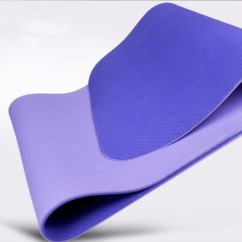 183*61*0.6CM TPE Yoga <font><b>Color</b></font> <font><b>Exercise</b></font> <font><b>Mats</b></font> For Environmental Tasteless Pad