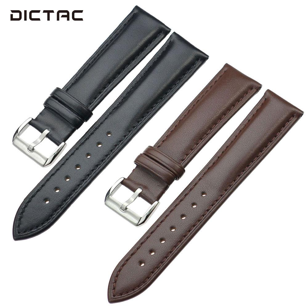 16/18/20/<font><b>22</b></font> <font><b>MM</b></font> <font><b>Watch</b></font> <font><b>Band</b></font> Unisex Replacement Wrist Straps Genuine <font><b>Leather</b></font> Wrist <font><b>Bands</b></font> Sport Business For Apple <font><b>Watch</b></font> Series image