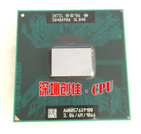 Shipping Free Laptop Cpu Processor Intel Original CPU X9100 SLB48 X 9100 SLB48 3 06G 6M