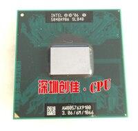 Shipping Free Laptop Cpu Processor Intel Original CPU X9100 SLB48 X 9100 SLB48 3 06G 6M
