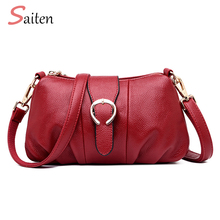 High Quality Fashion Women Double Shoulder Strap Bag PU Leather Handbags Shoulder Bag PU Crossbody Bags for Women Bolsa Feminina стоимость