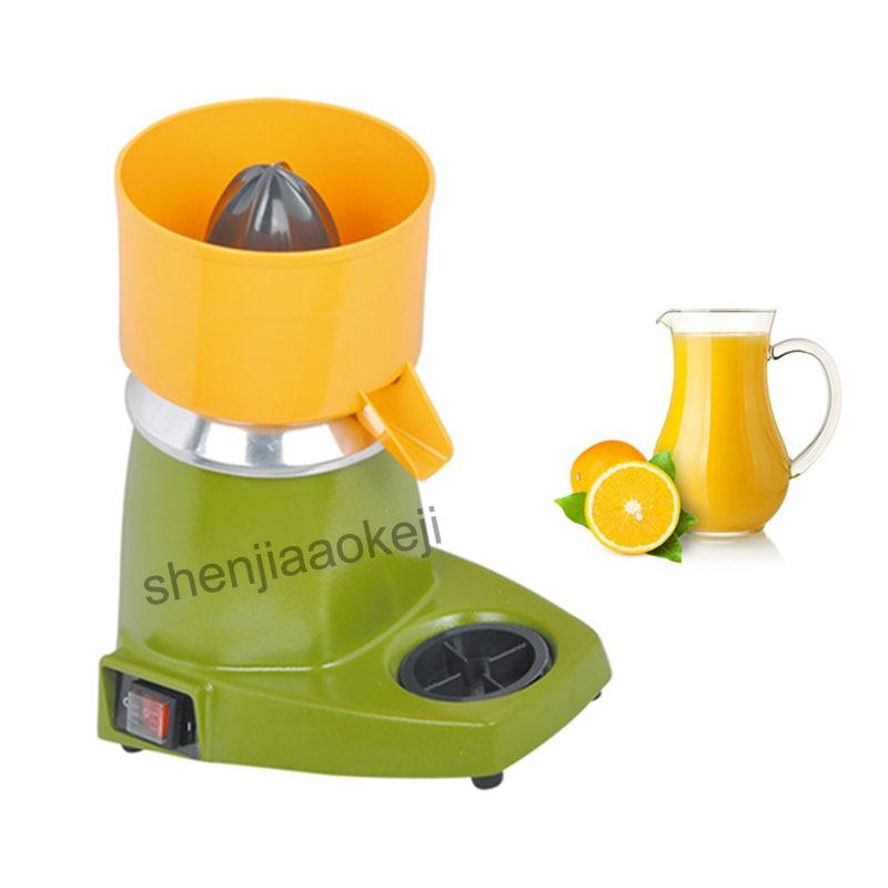 Electric juicer machine Milk tea shop juicer orange Lemon grapefruit juicer squeezed juicer Healthy цены онлайн
