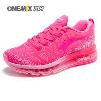 ONEMIX Women Air Running Shoes For Men Cool Light Breathable Sport Shoes Outdoor Jogging Sneakers Light Trail Trainers