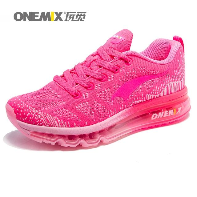 ONEMIX Женская воздушная спортивная обувь для мужчин крутая легкая дышащая Спортивная обувь для улицы беговые кроссовки легкие кроссовки