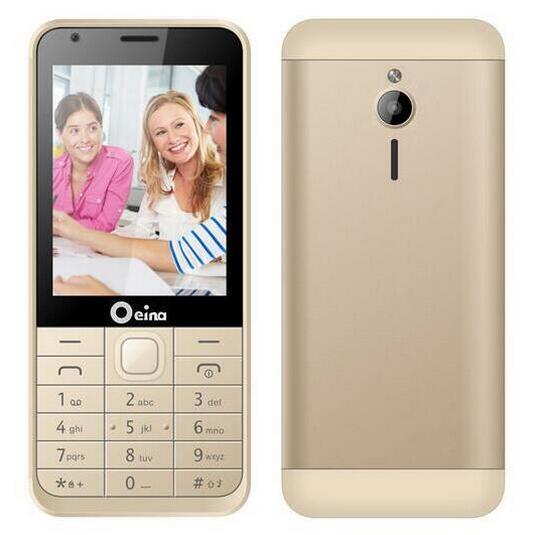 Gift OEINA 230 4SIM Elderly Phone With Quad Band Four SIM Card four standby 2 8