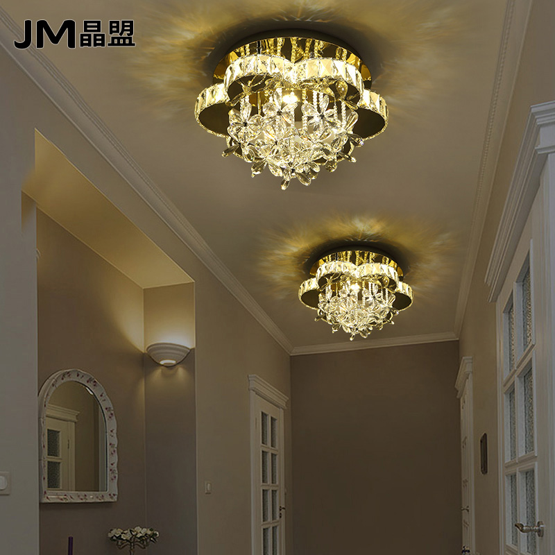 aisle entrance lights led entrance hallbalconystaircase lampcrystal lampbedroom ceiling lamp japanese style tatami floor lamp aisle lights entrance corridor lights wood ceiling fixtures tatami wood ceiling aisle promotion