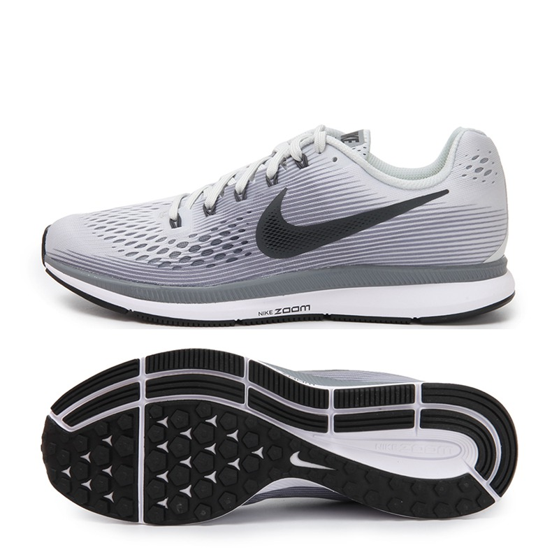 7581b535969c7 Original New Arrival 2018 NIKE Zoom Pegasus 34 Men s Running Shoes Sneakers-in  Running Shoes from Sports   Entertainment on Aliexpress.com