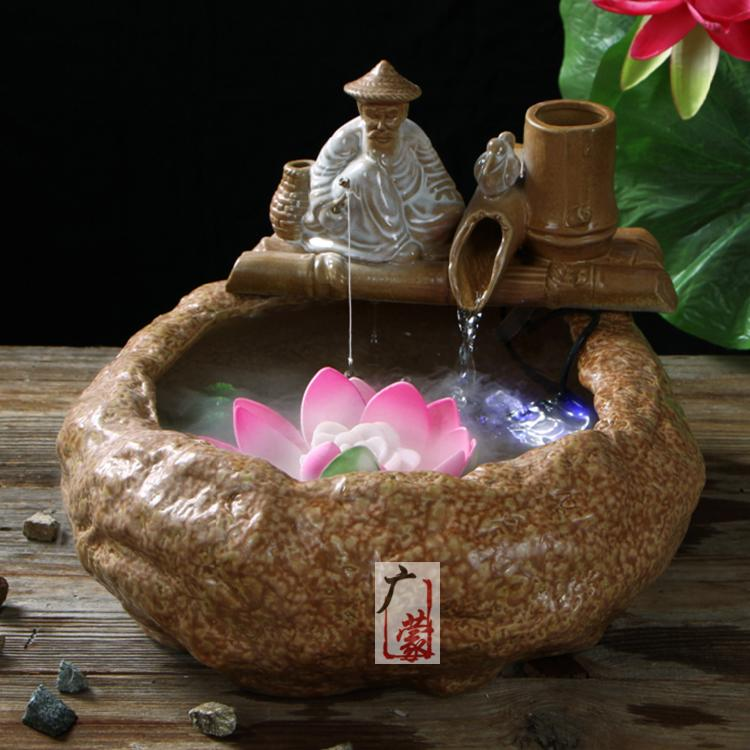 Comprar fuentes de agua good fuente de agua feng shui for Fuente agua feng shui