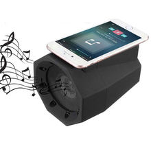 Wireless Resonance Speaker Boombox Touch Speaker Wireless Connect Music Player Portable Stereo Loudspeaker For Smartphones 015(China)