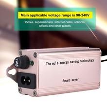 Интеллектуальное приспособление для экономии электроэнергии энергосберегающая коробка Билла убийцы 100-240 В для штепсельной вилки США
