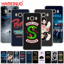 HAMEINUO Riverdale pop của phía nam JUGHEAD bìa phone case cho Samsung Galaxy J1 J2 J3 J5 J7 MINI ACE 2016 2015 prime(China)