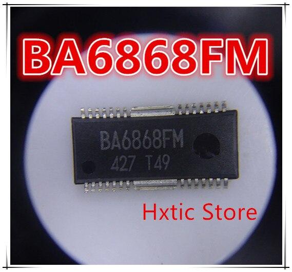 Free Shipping 5PCS lot BA6868FM BA6868F BA6868 28 HSOP M