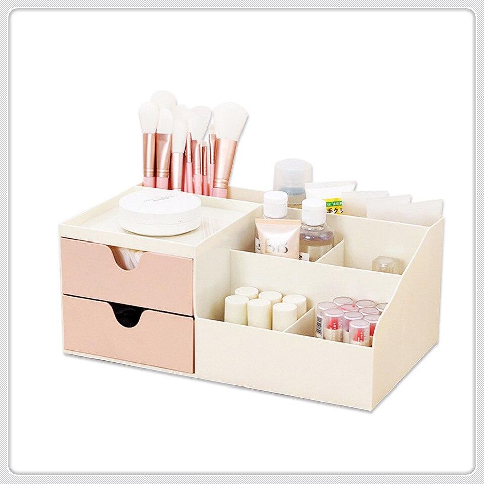16 Makeup Organizer box