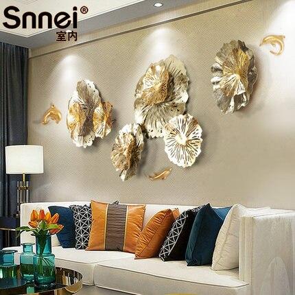 Decoración de pared de estilo europeo pájaro decoración del hogar paloma pared montado sala de estar Fondo pared decoración creativa Th - 5