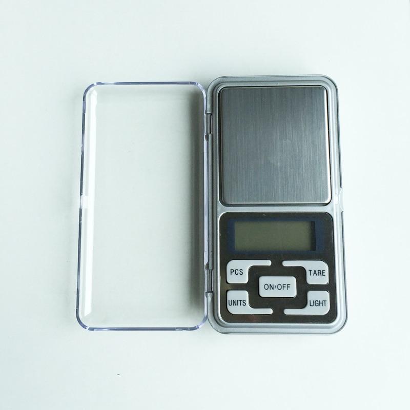 200g x 0.01g Mini Electronic Digital Jewelry Scale Balance Pocket Gram LCD Display kitchen
