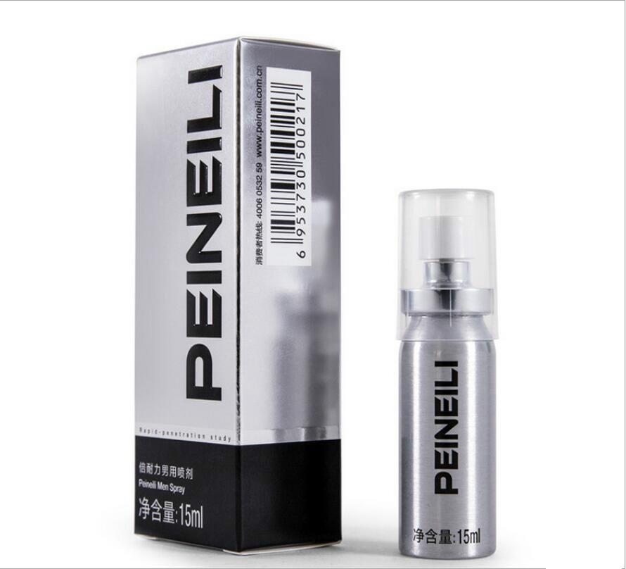15ML Peineili Sex Delay Spray For Men Male External Use Anti Premature Ejaculation Prolong 60 Minutes Penis Enlargment Pills