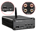 SMSL SA-36A Plus 30W TPA3118 Class d Bluetooth AUX HI-FI Digital Power Amplifier Bluetooth / USB / AUX / TF Card / U Disk Input