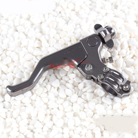 Motorcycle Clutch Off-Road Motorcycle Large Row Modified CNC Stunt Short Clutch Handle