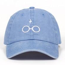 637059856e 2018 new design dad hats women men glasses baseball cap high quality unisex  fashion dad hats