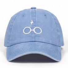 691500939ca 2018 new design dad hats women men glasses baseball cap high quality unisex  fashion dad hats