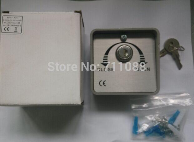 key selector KS03 for rolling shutter ,key switch for garage door key selector ks06 for rolling shutter key switch for garage door