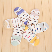 Creative Dog Printed Socks