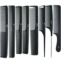 8pcs Professional Salon Hair Comb Set Hair Brush Set For Beauty 8P3