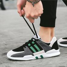 Купить с кэшбэком 2018 New Men Shoes Lightweight Sneakers Breathable Casual Shoes For Adult Fashion Footwear Zapatillas Hombre