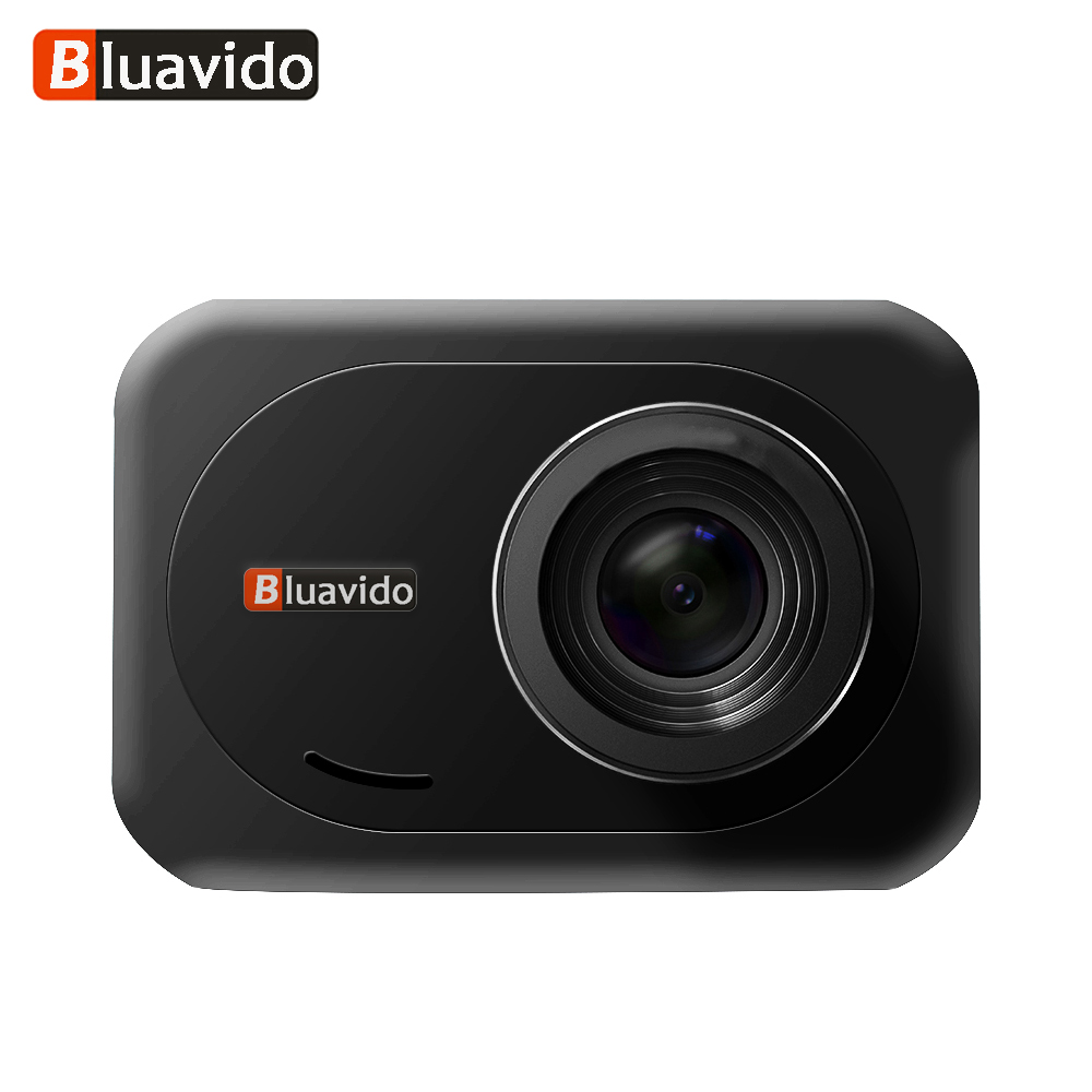 Bluavido Car DVR Dash-Camera Cycle-Recording Auto-Video-Recorder G-Sensor Night-Vision