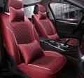 La mejor calidad! conjunto completo de fundas de asiento de coche para Jeep Patriot 2016-2009 moda transpirable cómodo fundas de asiento de coche, Envío libre