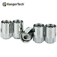 Original 5pcs Kanger CLTANK CLOCC Replacement Coil 0 5ohm Or 0 15ohm Replaceable Atomizer Heads For