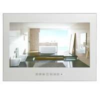 22 Inch Mirror Bathroom TV Waterproof Bathroom LCD TV
