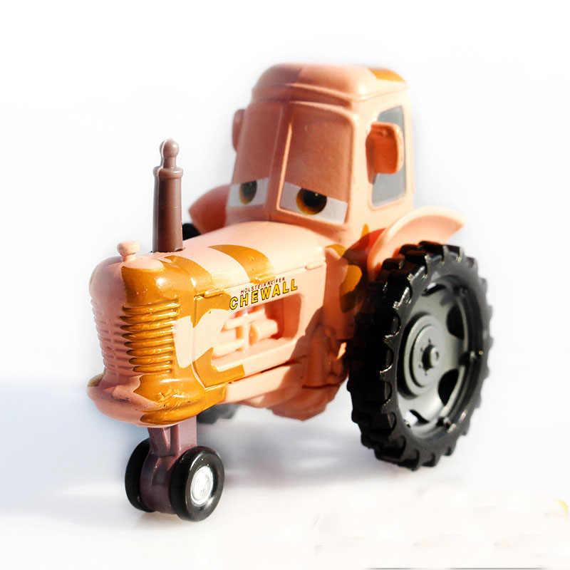 15 Model Disney Pixar Mobil 3 Mobil Gambar Mobil Keluarga Angin Puyuh McQueen Mater Jackson Badai Ramirez 1:55 Die-Cast paduan Logam Mainan