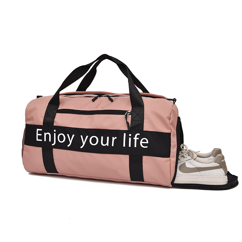 SAFEBET Duffle Travel-Bags Striped Shoulder-Bag Camouflage Portable Fashion Unisex Couple