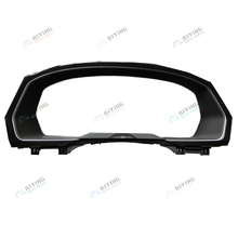 Liquid Crystal Virtual Cluster Frame Case Support PIANO PAINT For VW PASSAT B8 liquid crystal case