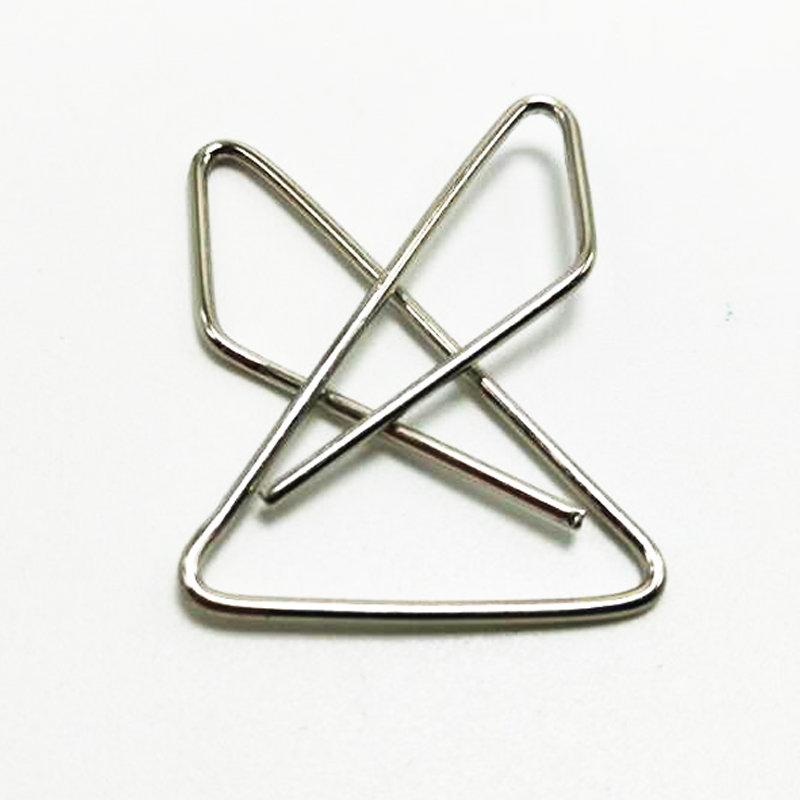 100pcs Paper Clips Metal Fashion Silver Butterfly Paper Clips Bookmark Metal Clip Active