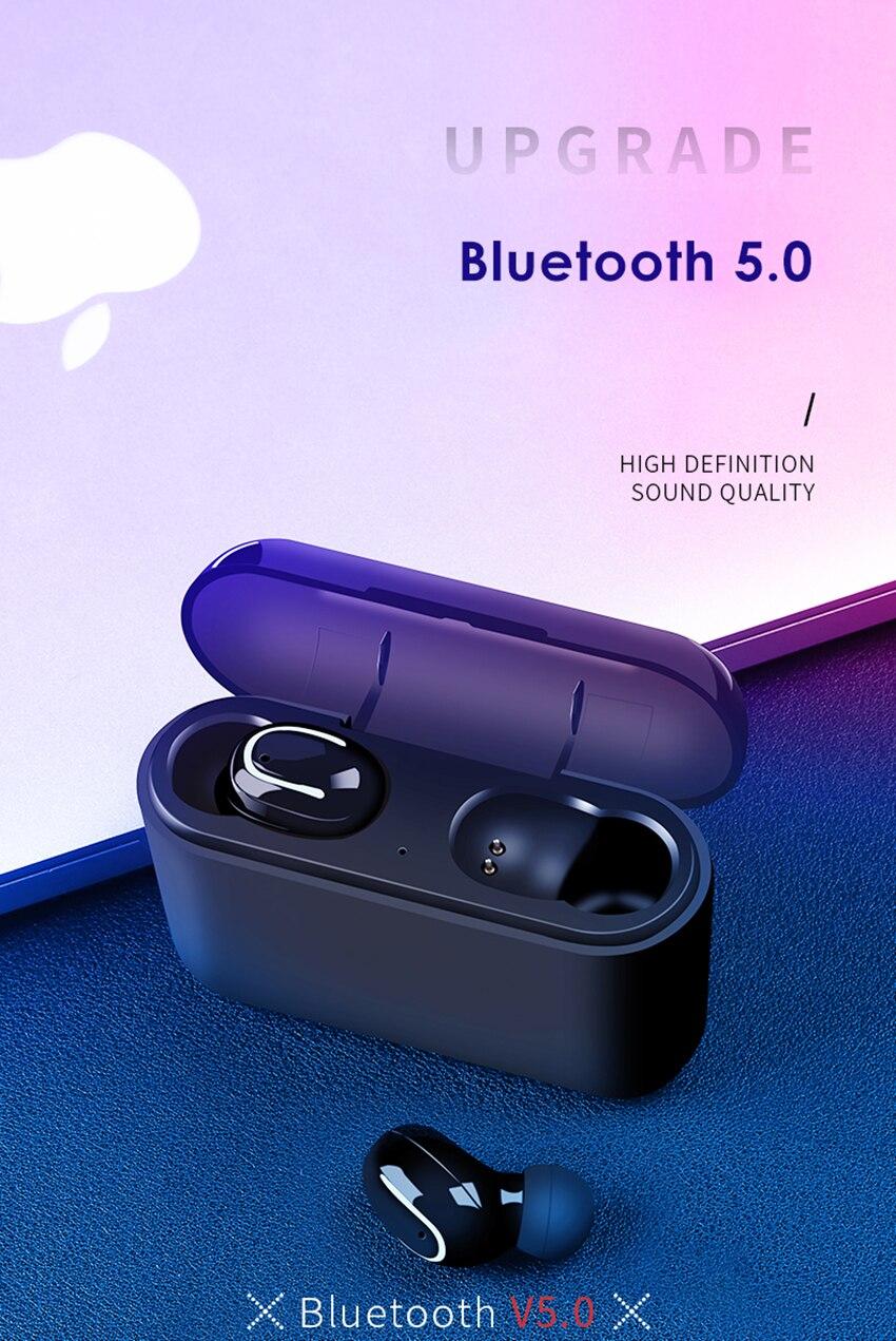Aimitek Q32 TWS Bluetooth 5.0 Earphones-7