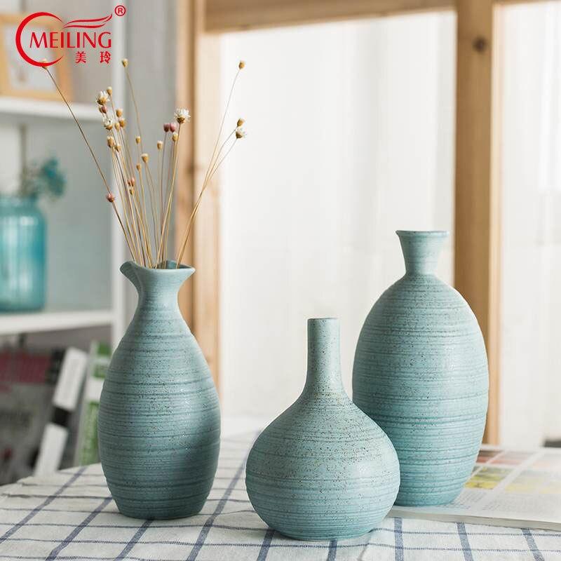 Modern Vases Decoration Home Ceramic Flower Vase For