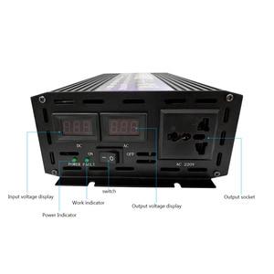 Image 2 - SUNYIMA 3000W 12V/24V Zu 220V Reine Sinus Welle Auto Power Inverter Power Conversion Booster doppel Digital Display Für Haushalt